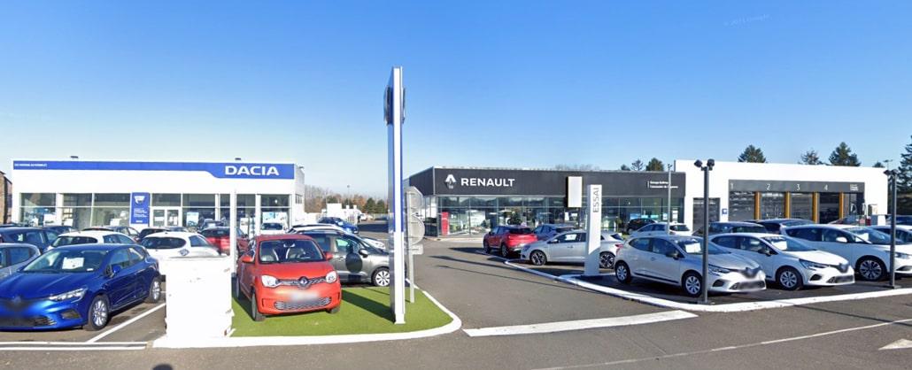 Garage Renault Mayenne